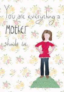 Mum Mothers Day Card2
